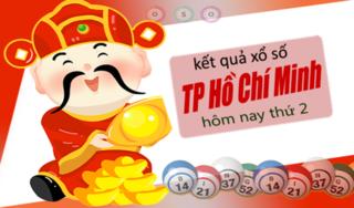 XSHCM 18/11 - Kết quả xổ số miền Nam TP Hồ Chí Minh thứ 2 ngày 18/11/2019