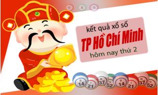 XSHCM 26/10 - Kết quả xổ số TP Hồ Chí Minh thứ 2 ngày 26/10/2020