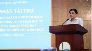 Chân dung chủ tịch HĐQT Urinco7 giàu có Nguyễn Mạnh Thắng