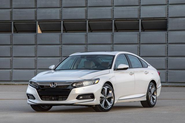 Lộ giá bán tạm tính Honda Accord 2019 tại thị trường Việt Nam