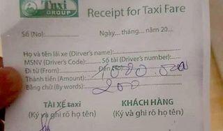 Diễn biến mới nhất vụ tài xế taxi thu 1,2 triệu đồng cho chuyến đi 8km
