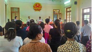 Chuẩn bị xét xử lại vụ đòi nợ gần 1000 chỉ vàng ở Nam Định