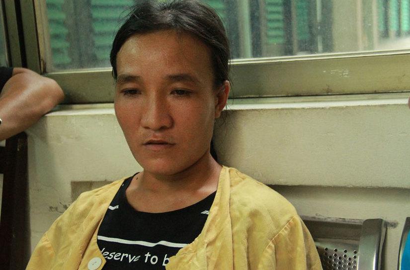 Vụ người phụ nữ bị tạt axit ở Hoà Bình: Có người nhắn tin doạ giết mẹ con tôi4