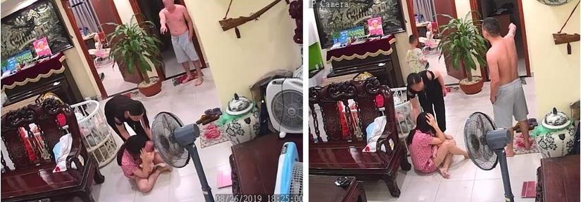 Con trai 7 tuổi của người vợ bị chồng đánh dã man ở Hà Nội nói 1 câu khiến ai cũng bật khóc