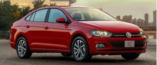 Ô tô sedan Volkswagen đẹp lung linh giá hơn 300 triệu đồng