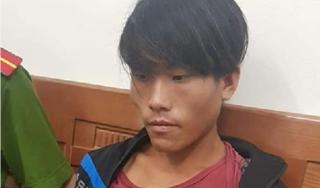 CLIP:  Đối tượng cầm hung khí táo tợn cướp ngân hàng ở Lào Cai