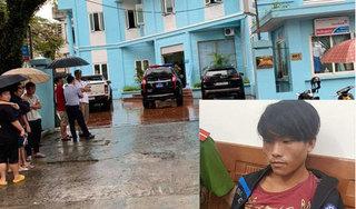 Thông tin bất ngờ về đối tượng cầm hung khí cướp ngân hàng ở Lào Cai