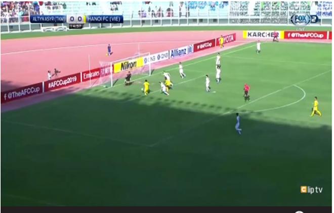 Hà Nội FC bước vào trận bán kết lượt về AFC Champions League