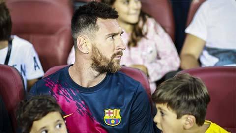 CLB Barcelona sẽ phải đối mặt với Osasuna vào thứ Bảy này mà không có sự phục vụ của Messi