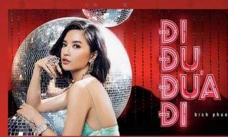 Lời bài hát MV 'Đi đu đưa đi' của Bùi Bích Phương gây 'nghiện'