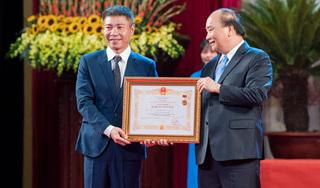Công Lý trải lòng về 30 năm làm nghề sau khi được trao tặng danh hiệu NSND
