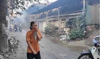 Vụ cháy kho công ty Rạng Đông: Thủy ngân lẫn trong không khí nguy hại thế nào đến sức khỏe?