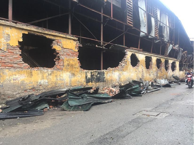 Hai ngày sau vụ cháy Cty Rạng Đông: