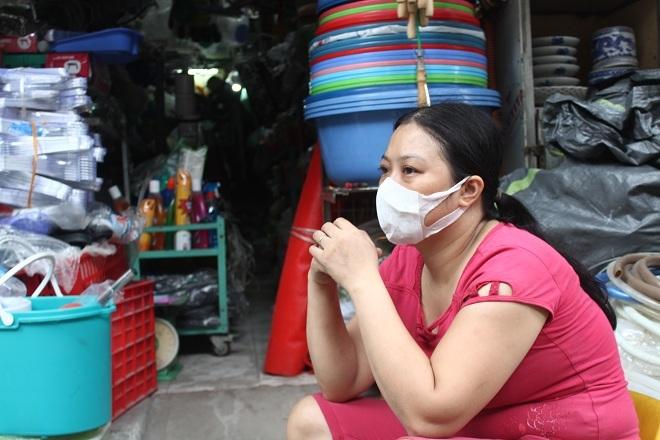 Hai ngày sau vụ cháy Cty Rạng Đông, nhiều người không dám về nhà