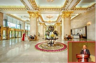 Ông chủ khách sạn dát vàng Grand Plaza nơi người trú mưa bị đuổi là ai?