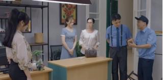 Những nhân viên gương mẫu tập 13: Nhân viên đấu đá, kèn cựa sau khi bà Như Ý nắm quyền