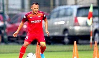 Trọng Hoàng háo hức khi sắp được đối đầu với đội tuyển Thái Lan