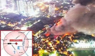 Sau vụ cháy kho công ty Rạng Đông: Cách nhận biết 'khu vực 1km' nhanh và đơn giản nhất