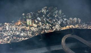 Vụ cháy kho công ty Rạng Đông: Chỉ số thủy ngân xung quanh ở ngưỡng an toàn