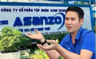Tập đoàn Asanzo chính thức thông báo tạm dừng hoạt động