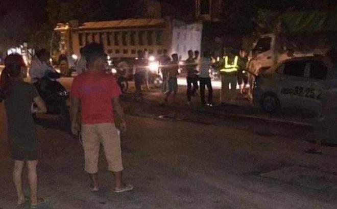 Bắt tạm giam 3 đối tượng vi phạm giao thông tấn công CSGT