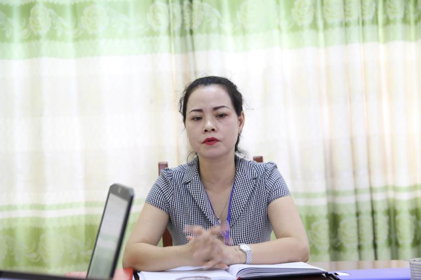 Phòng GD&ĐT huyện Mê Linh lên tiếng vụ hiệu trưởng bị phụ huynh tố 'vô cảm' với học sinh bị ngã bị gãy chân2
