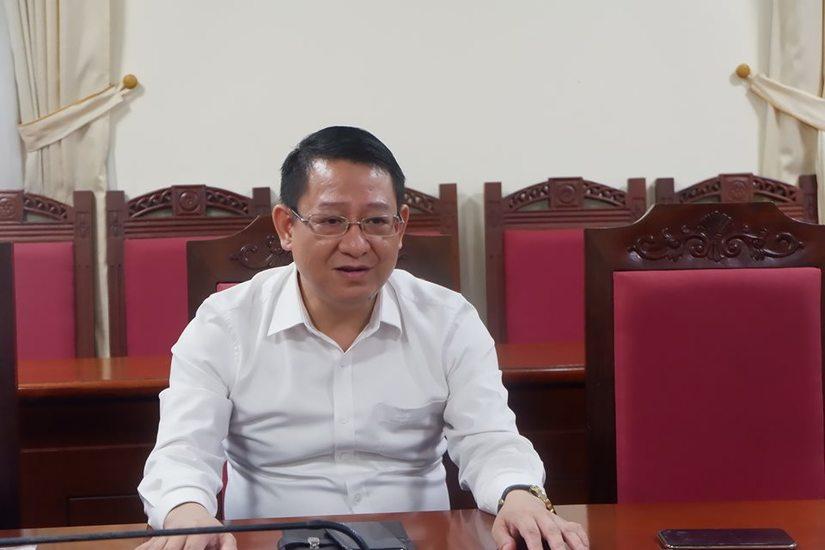 Phòng GD&ĐT huyện Mê Linh lên tiếng vụ hiệu trưởng bị phụ huynh tố 'vô cảm' với học sinh bị ngã bị gãy chân3