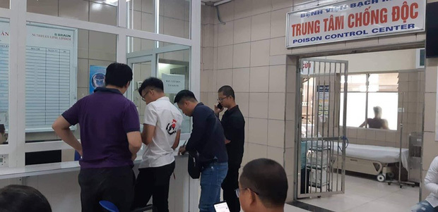 Hơn 100 người khám sức khỏe, xét nghiệm sau vụ cháy ở công ty Rạng Đông