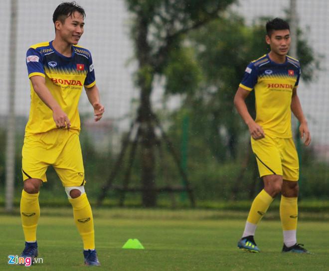 Đội tuyển U22 Việt Nam đón tin vui trước trận so tài với Trung Quốc