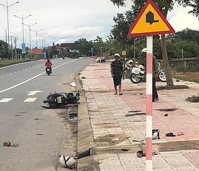 tin tức tai nạn giao thông mới nhất, nóng nhất hôm nay 31/8/2019