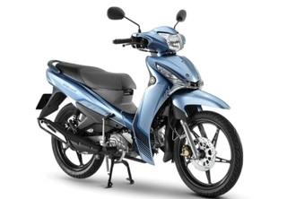 Ngắm Yamaha Finn giá rẻ đủ sức 'đè bẹp' Honda Wave