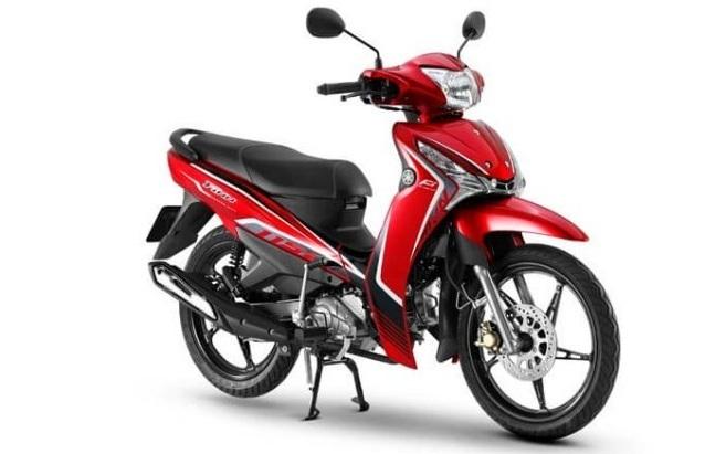 Ngắm Yamaha Finn giá rẻ đủ sức đè bẹp Honda Wave6