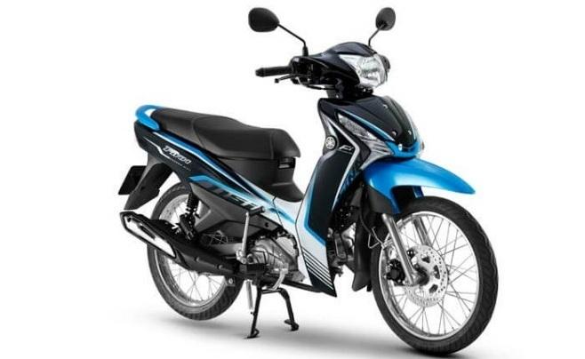 Ngắm Yamaha Finn giá rẻ đủ sức đè bẹp Honda Wave5