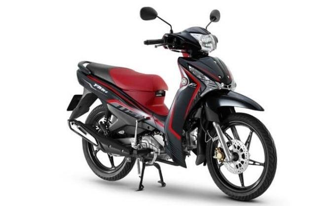 Ngắm Yamaha Finn giá rẻ đủ sức đè bẹp Honda Wave8