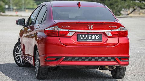 Honda City phiên bản đặc biệt lộ giá bán rẻ không ngờ2