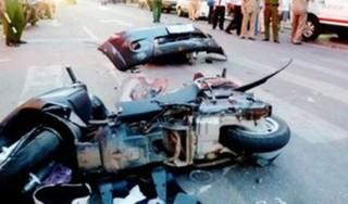 Ngày đầu nghỉ lễ 2/9, đã có 41 người thương vong vì tai nạn giao thông