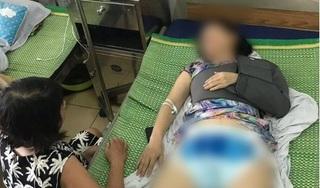 Hà Nội: Nghi vấn chồng cũ lái ô tô tông vợ nhập viện