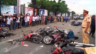 41 người chết vì tai nạn giao thông trong hai ngày nghỉ lễ 2/9