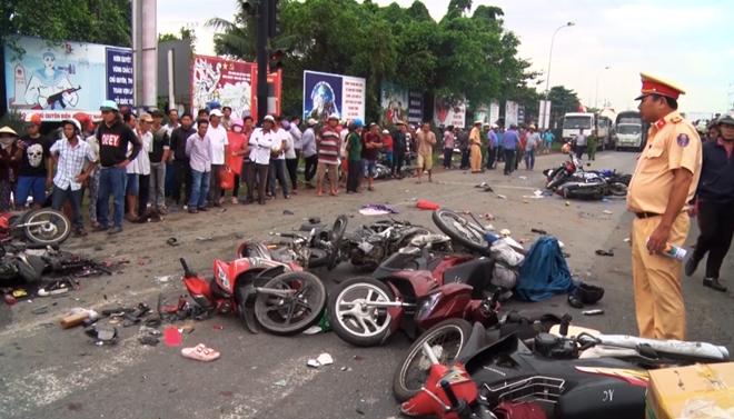 41 người chết vì tai nạn giao thông trong 2 ngày nghỉ lễ Quốc Khánh. Ảnh minh họa.