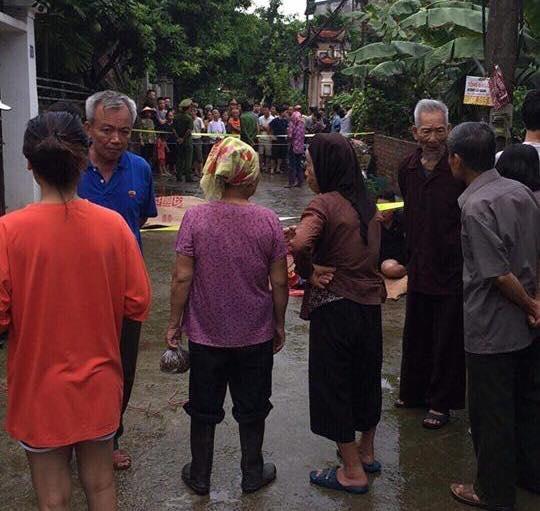 Vụ thảm án 4 người chết ở Hà Nội: Hung thủ run sợ khi biết em trai và cháu tử vong