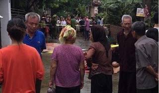 Khởi tố bị can truy sát cả gia đình em ruột ở Hà Nội