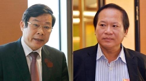 Cựu Bộ trưởng Nguyễn Bắc Son đối diện mức án cao nhất vì nhận 'lót tay' 3 triệu đô