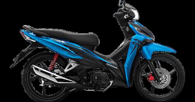 Honda Wave RSX phiên bản mới giá từ 21,7 triệu đồng