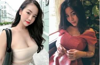Nhan sắc nóng bỏng của 2 cô gái Việt khiến báo chí châu Á trầm trồ