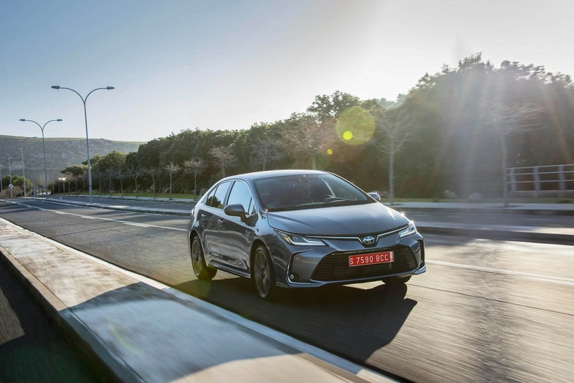 Toyota Altis 2020 giá từ 620 triệu đồng được nâng cấp những gì2