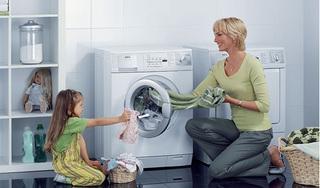 Sai lầm tai hại khi luôn đóng cửa máy giặt sau khi giặt xong để tránh bụi