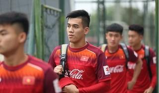 Chính thức chốt danh sách U22 Việt Nam đấu Trung Quốc