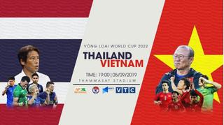 Trực tiếp Việt Nam vs Thái Lan: Chờ thầy Park xuất chiêu