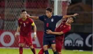 Báo quốc tế: 'Tuyển Việt Nam đã thi đấu tốt hơn Thái Lan'