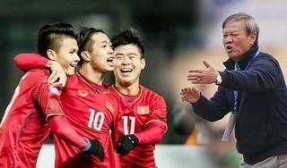 HLV Lê Thụy Hải khen ngợi bộ ba cầu thủ của HAGL sau trận hòa Thái Lan